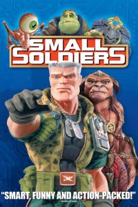 Small Soldiers as Gwendy Doll
