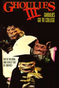 Ghoulies 3: Ghoulies Go to College as Prof. Ragnar