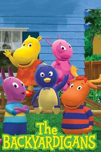 The Backyardigans as Mommy Martian