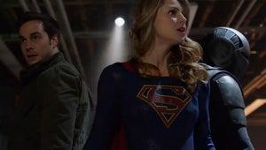 Supergirl's James Is Not Throwing Away His Schott
