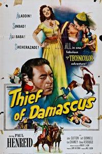 Thief of Damascus as Sinbad