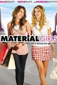 Material Girls as Fabiella Receptionist