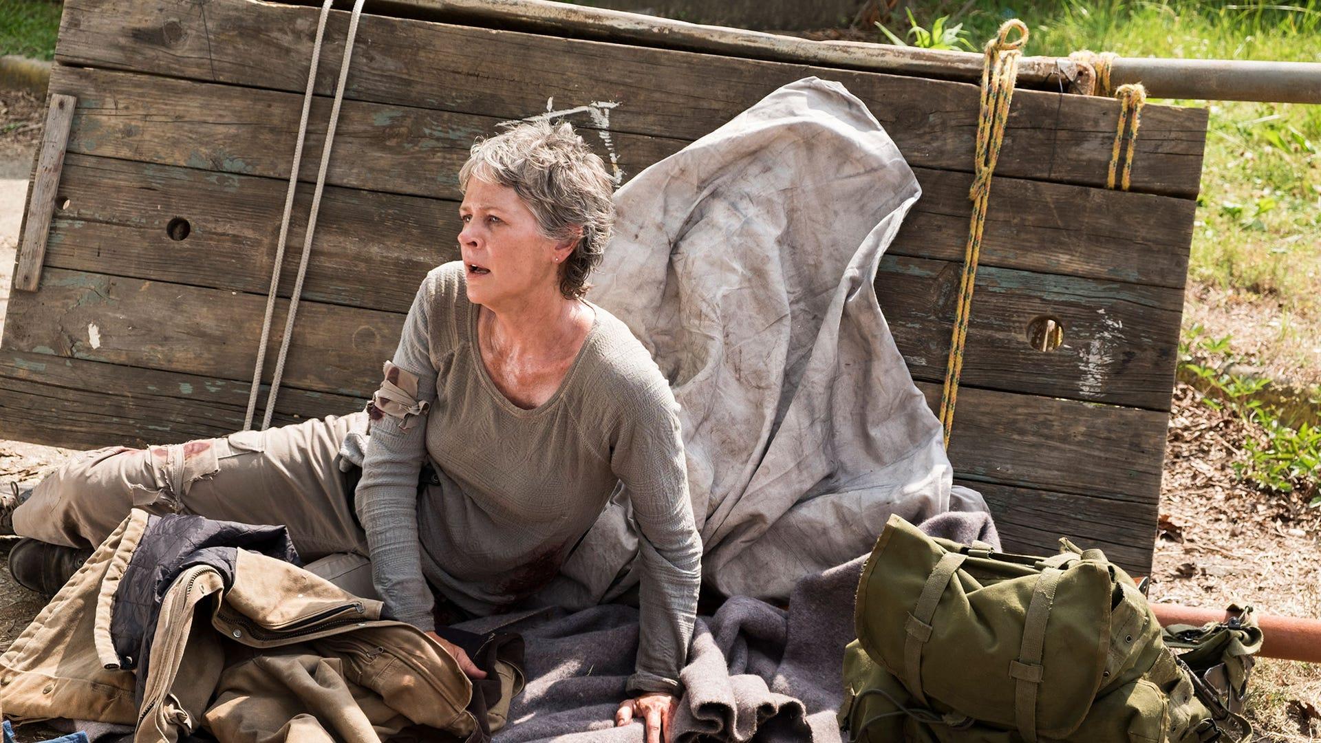 Melissa McBride as Carol Peletier, The Walking Dead