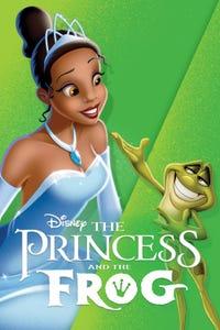 The Princess and the Frog as Princess Tiana