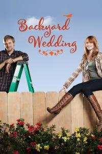 Backyard Wedding as Kim Tyler