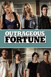 Outrageous Fortune as Van West