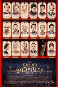 The Grand Budapest Hotel as Mr. Moustafa