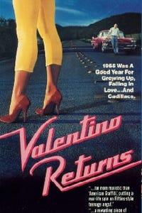 Valentino Returns as Wayne