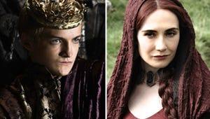 Game of Thrones Power Shift: Joffrey Strikes, Melisandre Scores