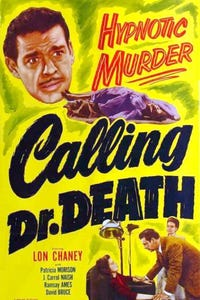 Calling Dr. Death as Dr. Mark Steel
