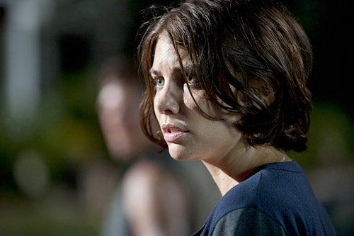 "The Walking Dead - Season 3 - ""The Suicide King"" - Lauren Cohan"