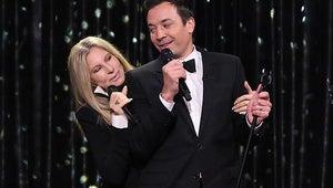 VIDEO: Barbra Streisand Returns to Late Night for Hilarious Jimmy Fallon Duet