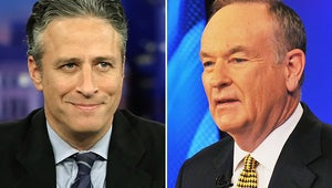 Jon Stewart and Bill O'Reilly to Debate Live in Washington