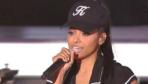 Video: The Vampire Diaries' Kat Graham Performs on the Finale of Oh Sit!