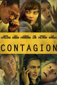 Contagion as Dr. Ally Hextall