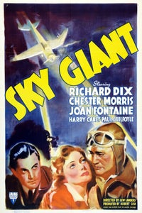 Sky Giant as Bill (co-pilot)