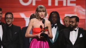 Kendrick Lamar, Taylor Swift Top Grammys