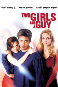 Two Girls and a Guy as Carla