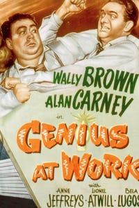 Genius at Work as Gilley