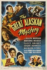 The Great Alaskan Mystery as Herman Brock