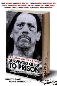 Survivors Guide to Prison as Narator