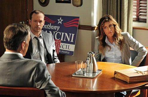 Blue Bloods - Season 3 - Donnie Wahlberg, Jennifer Esposito