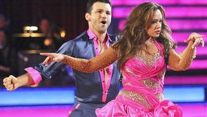"""Leah Remini: Dancing Came at the """"Exact Right Time"""" in My Life"""