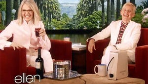 Top Moments: Diane Keaton Laughs with Ellen and the Judges Attack on Idol