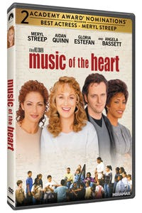 Music of the Heart as Isabel