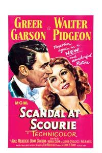 Scandal at Scourie as Vidocq