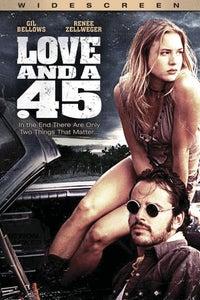 Love and a .45 as Starlene Cheatham