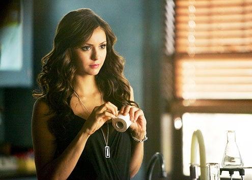 "The Vampire Diaries - Season 5 - ""Handle with Care"" - Nina Dobrev"