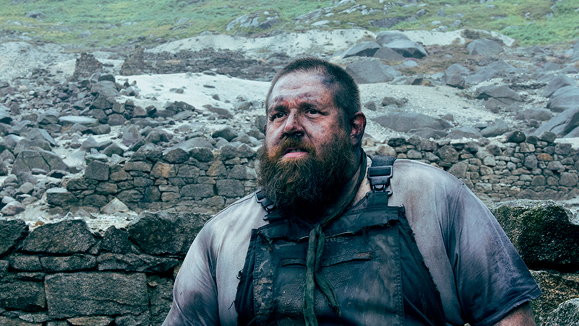 Nick Frost, Into the Badlands