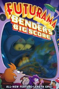 Futurama - Bender's Big Score as Leela