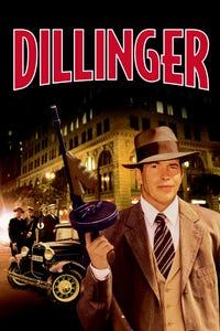 Dillinger as Baby Face Nelson