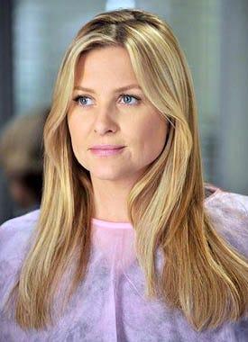 "Grey's Anatomy - Season 8 - ""The Lion Sleeps Tonight"" - Jessica Capshaw"