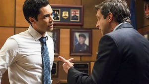 Law & Order: SVU Boss on Tackling Anthony Weiner and Cragen's Impending Retirement