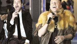 Macklemore & Ryan Lewis' Grammy Performance Will Feature 34 Weddings