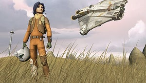 First Look: A New Recruit for Star Wars Rebels