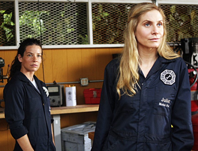 """Lost - Season 5 - """"He's Our You"""" - Evangeline Lilly, Elizabeth Mitchell"""