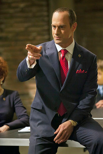 "True Blood - Season 5 - ""Authority Always Wins"" - Chris Meloni"