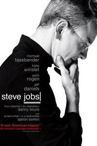 Steve Jobs as Joanna Hoffman