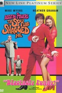 Austin Powers: The Spy Who Shagged Me as Cyclops