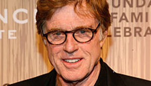 Robert Redford Takes a Walk, and More Movie News