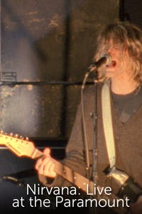 Nirvana: Live at the Paramount as Drums/Vocals