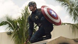 Box Office: Captain America: Civil War Nukes the Competition