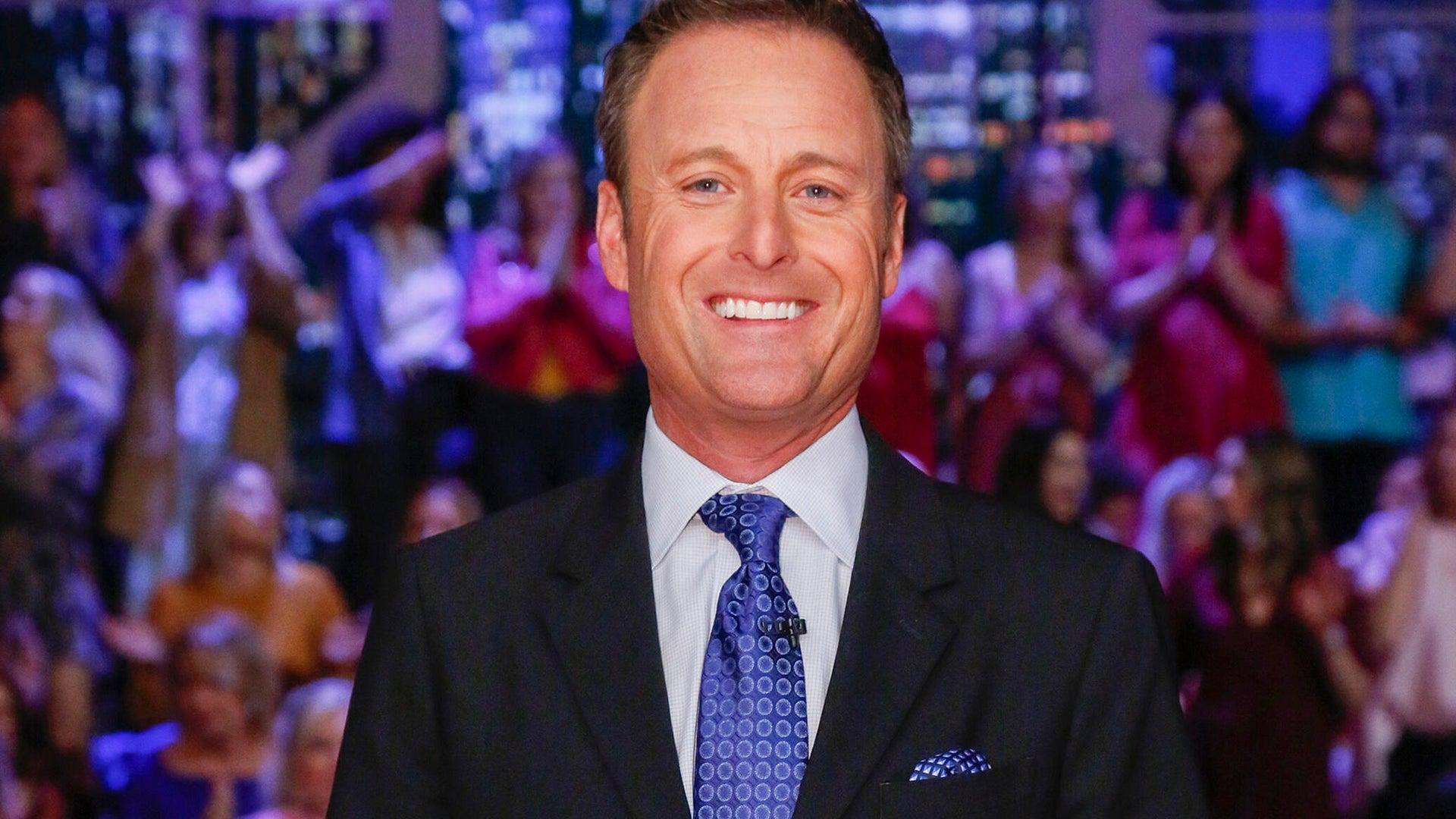 Chris Harrison, The Bachelor