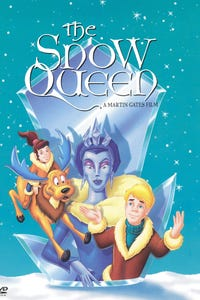 The Snow Queen as Peeps