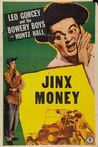 "Jinx Money as Jack ""Cold Deck"" Shapiro"