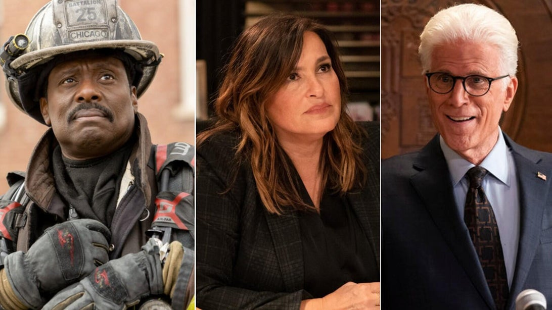 NBC Fall 2021 Lineup: Chicago Fire, Law & Order: SVU, Mr. Mayor